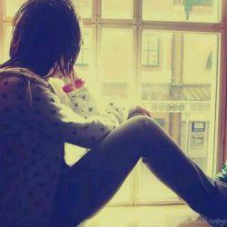 گاهی از پنجره بیرون رو نگاه کن شایدیکی منتظرت باشد