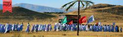 شبیه سازی واقعه غدیر در ماکو