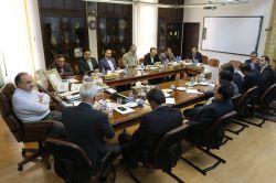 نشست شورای سیاستگذاری همایش صنعت گردشگری با حضور دکتر سلطانی فر - 27 شهریور 1395