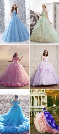 کدوم رو دوست داری  تو عروسیت بپوشی؟