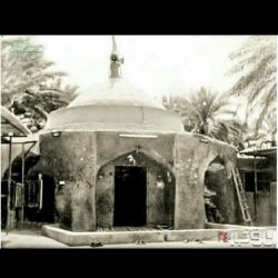 عکس قدیمی از حرم حضرت عباس