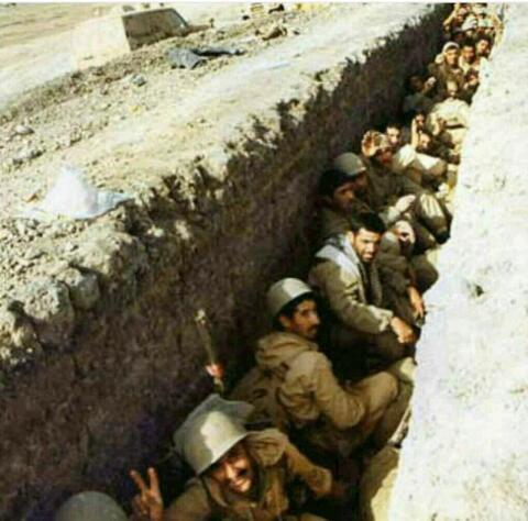 تنها کانالی که اعضایش جان دادند ولی لفت ندادند...هفته دفاع مقدس مبارک