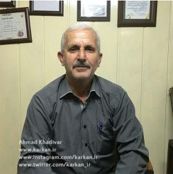 حاج احمد خدیور كركان