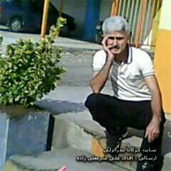 مرحوم بهزاد محمدی كركان