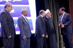 مراسم بزرگداشت روز جهانی گردشگری با حضور رئیس جمهور - 5 مهر 1395