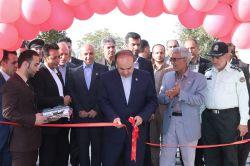 افتتاح و کلنگ زنی چند پروژه گردشگری در استان قزوین - 07 مهر 1395