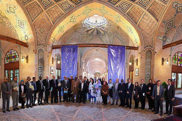 اجلاس جهانی شهرداران جاده ابریشم در قزوین - 14 شهریور 1395