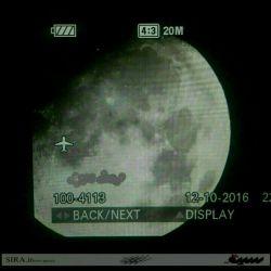 نزدیکترین تصویر از ماه برای اینکه بدونید این حرفای عوام فریبانه هیچگونه واقعیت نداره