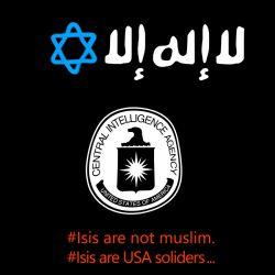 isis are not muslim isis are USA soliders داعشی ها مسلمان نیستند . داعشی ها سربازان آمریکایی هستند... #isis #داعش #usa #آمریکا