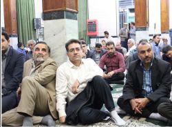 محفل انس با قرآن در شهر آوه