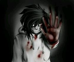 MY NAME IS *JEFF THE KILLER*