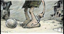 :( #فقر :( #كفش #نایك