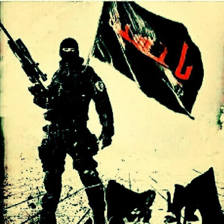 نابودیه داعش انشالله