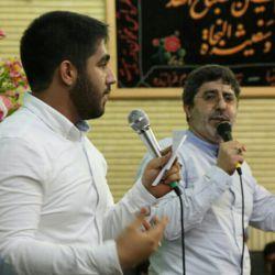 شب عید مبعث مشهد مقدس حاج محمدرضا طاهری/کربلایی حسین طاهری