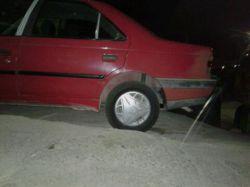 یاد نقاشیای بچگی بخیر.ی چرخ کوچیک میکشیدم زیر یه ماشین بزرگ