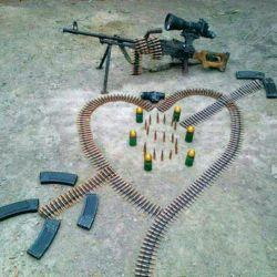 دخترا وقتی برن سربازی...