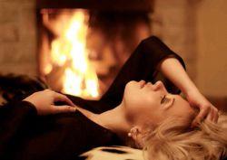 من و تنهایی و آتش.......و این شب طولانی ....