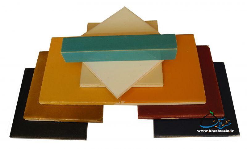 نمونه محصولات تولیدی کاشیهای الوان