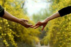 #عشق پیدا کردن کسی که بتونی باهاش زندگی کنی نیست... بلکه یافتن کسیه که نتونی بدون اون زندگی کنی.