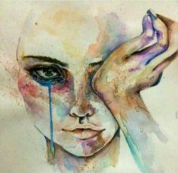 بغل کن مرا چنان تنگ که  هیچکس نفهمد زخم روی تن من بود یا تو!