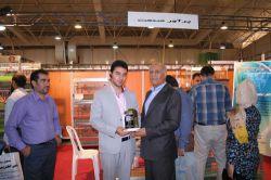 حضور شرکت پرآور در یازدهمین نمایشگاه دام و طیور استان فارس (اردیبهشت 94 )