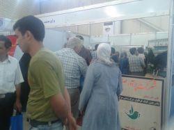 حضور شرکت پرآور در نمایشگاه بین المللی  دام و طیور تبریز  (مرداد ماه 94 )