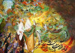 """طرح """" سلیمان كربلا """"  تقدیم به مادر حضرت علی اكبر س  و مادر شهدا"""