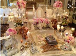 اجزای اصلی سفره عقد و معانی انها را در سایت عروس برون بخوانید: خبرگونه/خواندنی ها/www.aroosbarun.ir