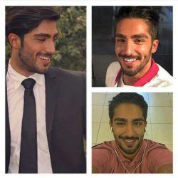 محمد(دوست صمیمی رامبد و عشق زیبا)در رمان نذار دنیارو دیوونه کنم..نام اصلی:رایان بغدادی