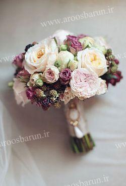 مدل های دسته گل عروس برای فصل پاییز را در سایت عروس برون ببینید: aroosbarun.ir