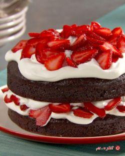 اینم کیک مخصوص برای عشقم که خوشحاله ✌☺❤❤@shahbano❤❤
