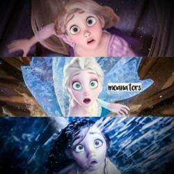"""چیزی  نمونده. یه هفته دیگه انیمیشن موردعلاقم """"Moana"""" اکران می شه!!!! یو هو....."""