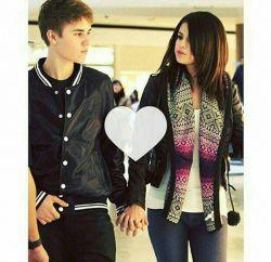 selena gomez & Justin