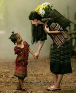 مهم نیست کی هستی و چه شکلی مهربانی تورا تبدیل به زیباترین فرد در دنیا میکند