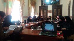 «ویراسـتاران» در مشهد: هفتمین نشست گلستانخوانی
