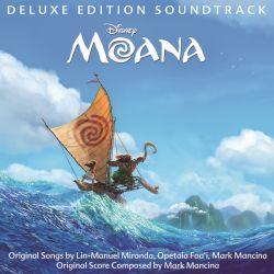 """(از الان دیگه کار من با آپارات و قوانین من درآوردیش تمومه!)---کاور آلبوم موسیقی متن انیمیشن """"Moana"""""""