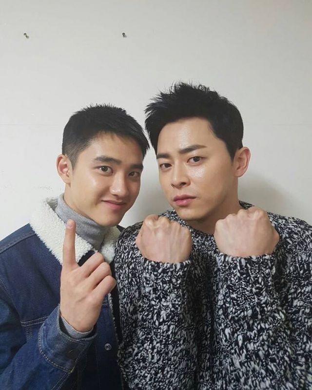 جو جونگ سوک و دی او