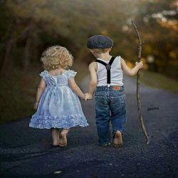 بیاکهبرویم از این ولایت من و تو ... تودستمنوبگیر ومندامنتو…