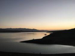 دریاچه زاینده رود