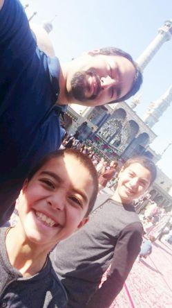 صالح و سجاد و محمد جواد