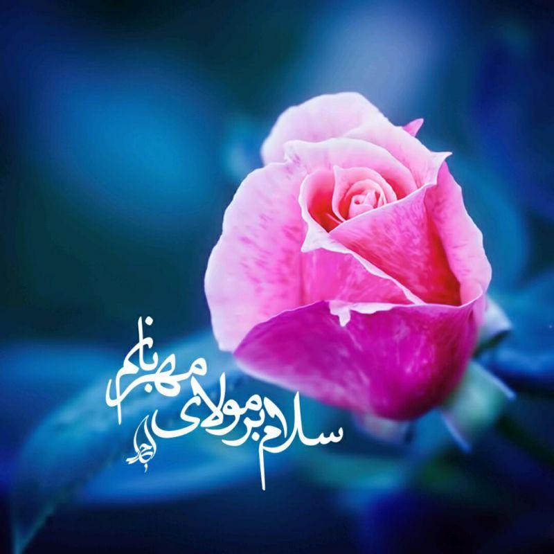 قصد من از حیات  تماشای چشم توست...  سلام بر مولای مهربانم...   #اللهم_عجل_لولیک_الفرج
