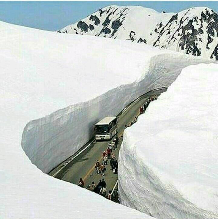 به این میگن برف