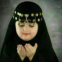 دختر شیعه زاده ای هستم که  شهادت را ازمادرم زهرا به ارث دارم  و صبوری را از عمه زینب  وشجاعت را از دخترکی 3ساله...  من سلاحی دارم که با اسمش جانت به لرزه می افتد  ⇜ چادرم