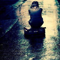 """هر از گاهــے  خودت را از  """" خودت """"  طلب کن  شاید گم  شده باشـــے..."""