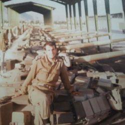 سال 84...دوران سربازی،تیپ زرهی،یادش بخیر.
