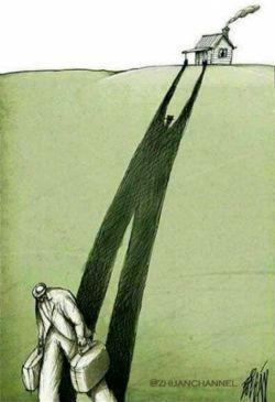 یه رفتنایی هم هست که میری اما تمام وجودت میمونه ........