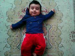 سامیار پسرم