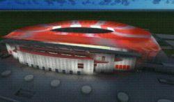 """ورزشگاه جدید اتلتیکو مادرید""""واندا متروپولیتانو"""""""