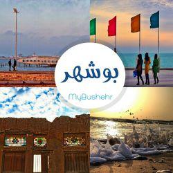 بوشهر من در اینستاگرام MyBushehr