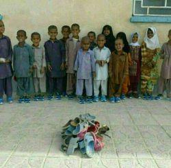 #مهربانی هست.. تصویری تأمل برانگیز از استان محرومِ سیستان و بلوچستان